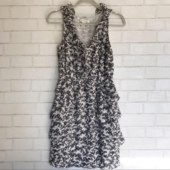 White House Black Market Dresses & Skirts - White House Black Market Ruffles Tank Dress 2